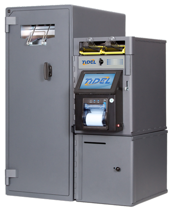 Tidel Series 4e High Capacity Note Dispenser
