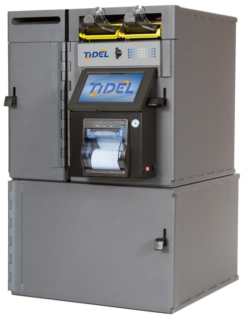 Tidel Series 4 Till Storage Vault